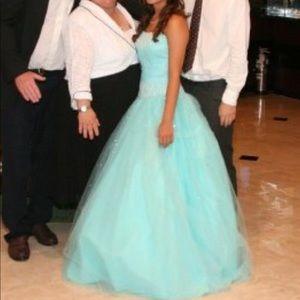Dresses & Skirts - Ice blue sweet 16 dress